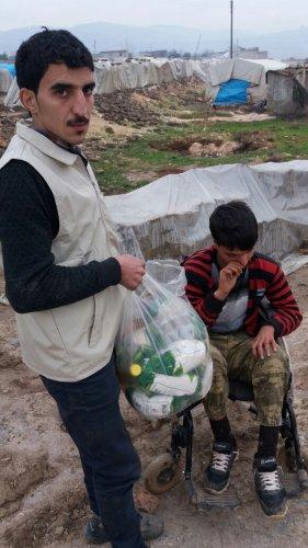 Halep yardım bekliyor
